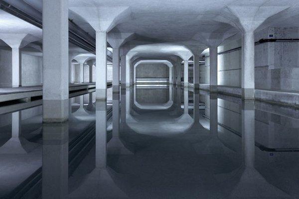 Лука Заньер, Швейцария. Ленгг II. Водохранилище медленной фильтрации, 2012