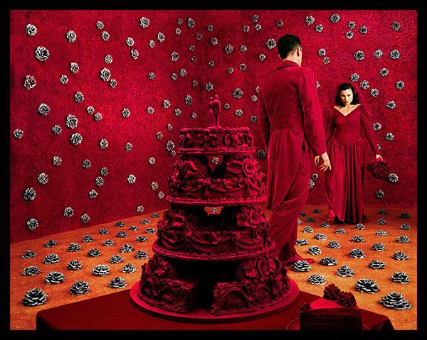 The wedding, 1994