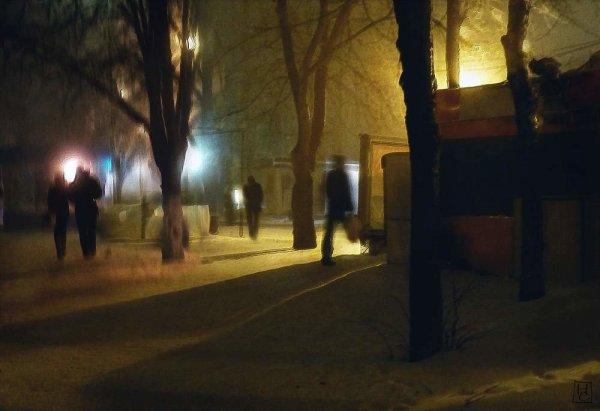 """Фотограф Николай Семёнов (рубрика """"Диалоги"""") - №11"""