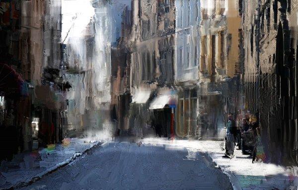 Торговая улица
