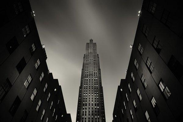 архитектура современного города