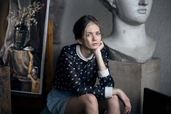 женские портреты фото