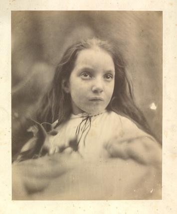 Джулия Маргарет Кэмерон. Шарлотта Норман, около 1865. © Victoria and Albert Museum, Лондон