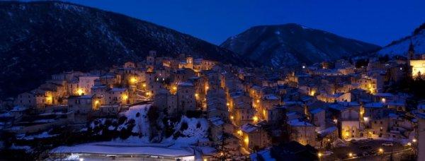 фото ночного города