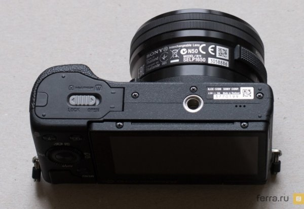 Беззеркальная камера