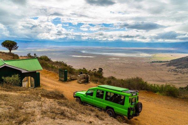 Моё путешествие по национальным паркам Танзании... - №17