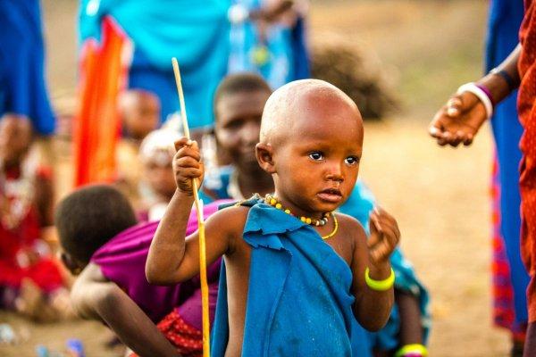 Моё путешествие по национальным паркам Танзании... - №49