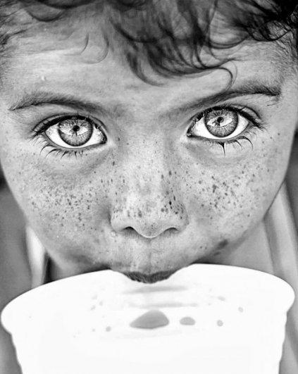 черно-белые фото работы 2