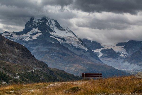 горные вершины мира
