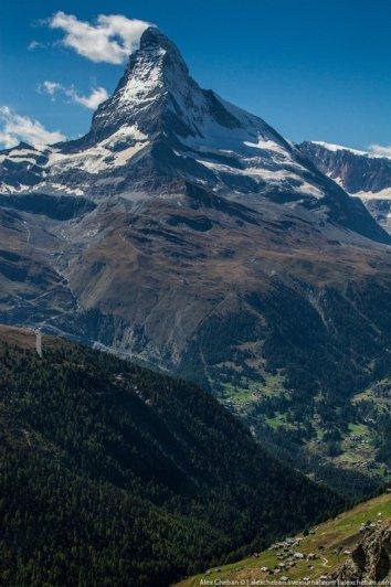картинки горные вершины